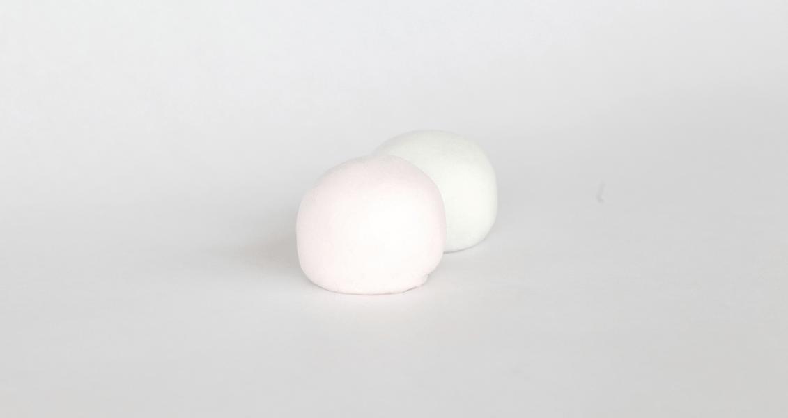 紅白薯蕷饅頭